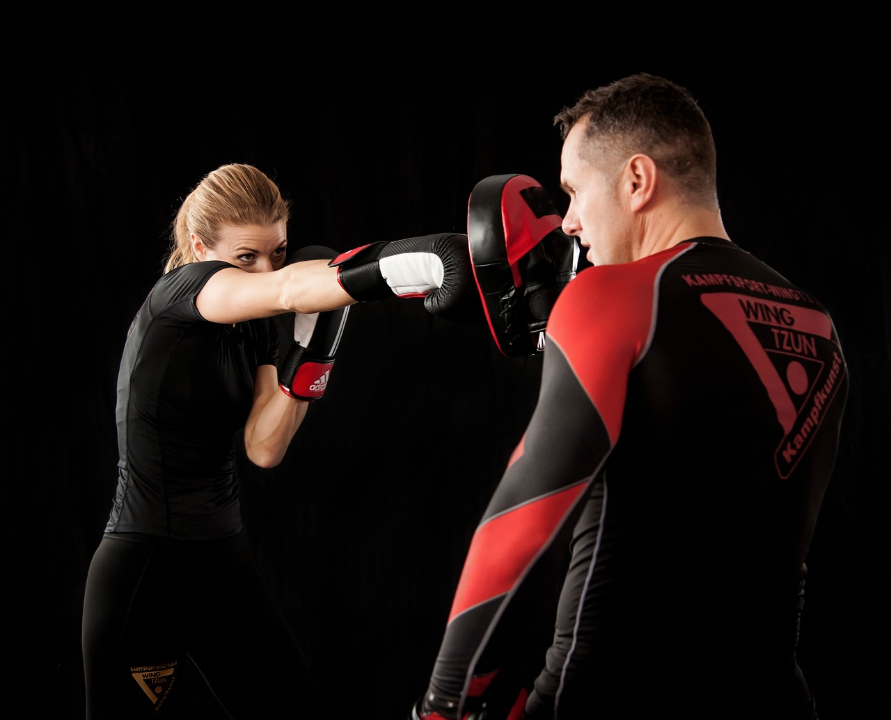 MMA_training