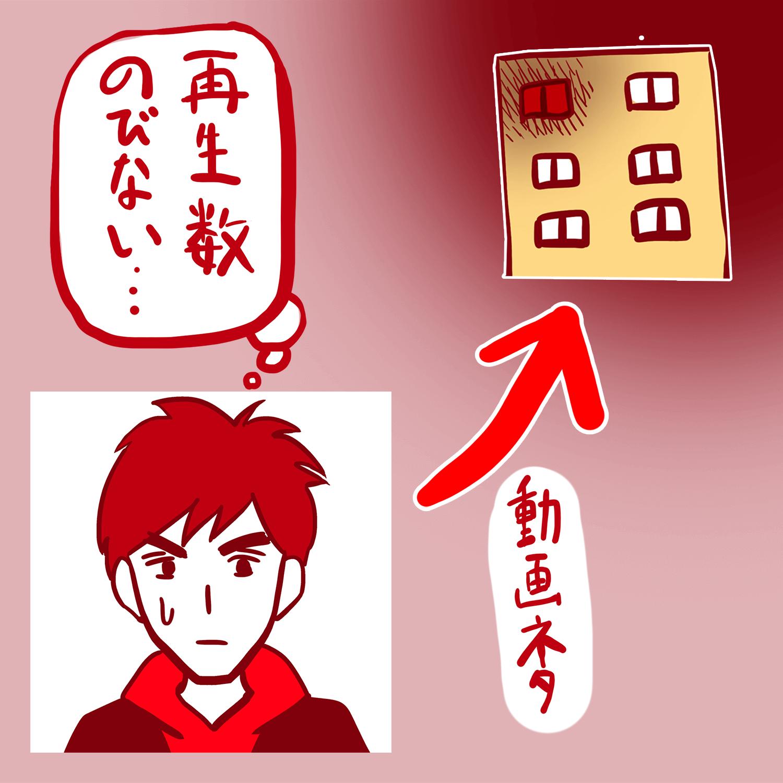 貞子のイラスト