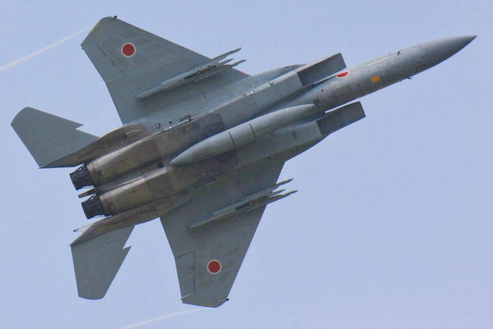 戦闘機の写真