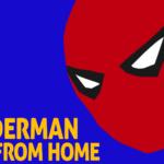 『スパイダーマン:ファー・フロム・ホーム』のイラスト