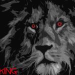 映画『ライオン/キング』のイラスト