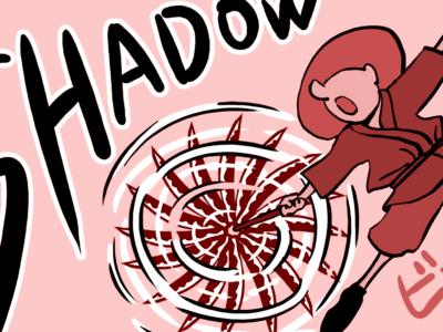 映画『SHADOW/影武者』のイラスト