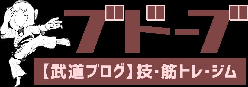 ブドーブ【武道ブログ】